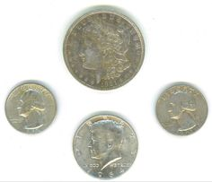 "#New post #Collection of US Silver Coins 1-Morgan Dollar 1-Kennedy Half  2-Silver Quarters  http://i.ebayimg.com/images/g/BA8AAOSwAANY5CWS/s-l1600.jpg      Item specifics   Seller Notes: ""Circulated collector coins.""      									 			Composition:   												Silver  									 			Certification:   												Uncertified    									 			Coin:   												Morgan Dollar  									 			Country/Region of Manufacture:  ... https://www.shopnet.one/collection-of-us-sil"
