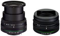 Pentax DA-L 18-50mm F4-5.6 DC WR RE