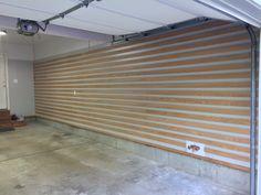 Garage Walls, Garage House, Garage Shop, Woodworking Mallet, Woodworking Plans, Garage Tool Storage, Garage Organization, French Cleat System, Garage Systems