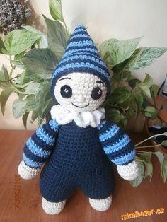 Crochet Dolls, Crochet Hats, Baby Toys, Dinosaur Stuffed Animal, Christmas Ornaments, Holiday Decor, Animals, Google, Amigurumi