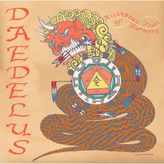 "Daedelus ""Righteous Fists of Harmony"""