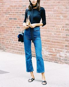 The 8 Biggest Trends in Denim Right Now