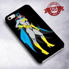 coque iphone 6 batgirl