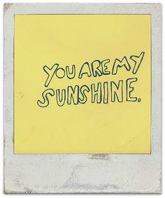 Você é o meu sol