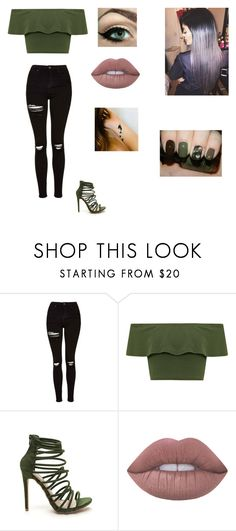 """Jaddy 199"" by magguieduarte ❤ liked on Polyvore featuring Topshop, WearAll, Lime Crime and Disney"
