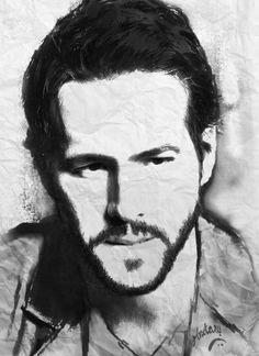 Ryan Reynolds by mrxtasy.deviantart.com on @deviantART