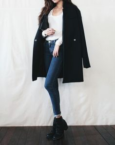 Casual and cute! :)