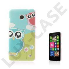 Westergaard (Kærligheds Ugler) Nokia Lumia 630 / 635 Cover