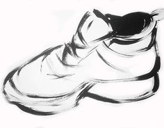 """Check out new work on my @Behance portfolio: """"Sneakers"""" http://be.net/gallery/43875389/Sneakers"""