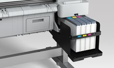 Epson's format dye-sublimation printers for inkjet printed fabric