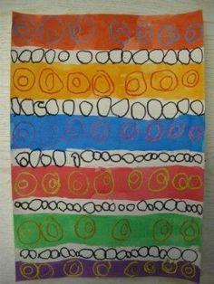 07- Graphisme décoratif MS : les ronds - Webécoles - Bièvre-Valloire