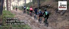 #AlfonsoyAmigos Bicycle, Sierra, Mtb, Paths, Friendship, Naturaleza, Bike, Bicycle Kick, Bicycles