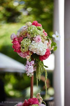Exquisite Wedding Flower Ideas - MODwedding