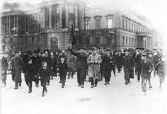 STUDIO PEGASUS - Serviços Educacionais Personalizados & TMD (T.I./I.T.): O Mundo em Guerra:  A REVOLUÇÃO ALEMÃ DE 1918 - 19...