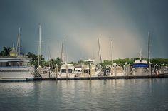 From Estero Bay