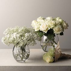 Buy Home Accessories > Decorative Accessories > Rimini Vases from The White Company