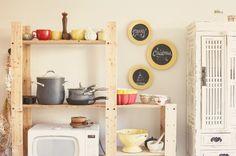 DIY Chalkboard Plates - FOLK Lifestyle