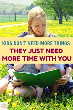 Your kids don't need you to buy them more things. They just need more time with you. Remember, you can't buy memories, you can only make them. Old Family Movies, Dont Need You, Academic Success, Great Memories, New Tricks, Our Kids, Quality Time, Little People, How To Run Longer