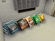 Real brand name bags of popular dry dog food. Found in TSR Category 'Sims 4 Dogs' Sims Four, Sims 4 Mm, Sims 4 Cc Furniture, Dog Furniture, Sims 4 Pets, Pet Dogs, Dog Cat, Sims 4 Kitchen, Sims 4 Clutter