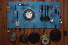 How to Organize a Small Kitchen without a Pantry. Create space and save room with these easy (affordable) tips.