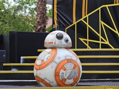 Star Wars show bb-8