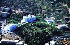 The Shrine of the Báb, Mount Carmel, Haifa, Israel