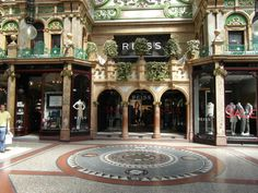 County Arcade - The old Mecca dance hall - Leeds. Almost 'lived' in the Mecca in my youth.