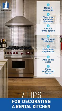Before and After: A $15 Rental Kitchen Cabinet Lighting Hack ...