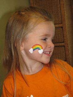 Easy Face Painting Ideas - How to Face Paint. Description from pinterest.com. I searched for this on bing.com/images #howtofacepaint