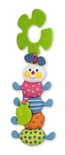 Melissa  Doug Ks Kids  Funky Inchworm Stroller Toy -- Visit the image link more details. Note:It is affiliate link to Amazon.