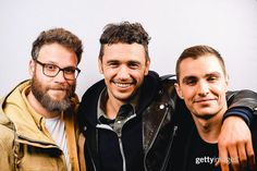 "1,319 Likes, 7 Comments - Getty Images Entertainment (@gettyentertainment) on Instagram: ""Funny men Seth Rogen, James Franco and Dave Franco reunited for ""The Disaster Artist"" premiere…"""