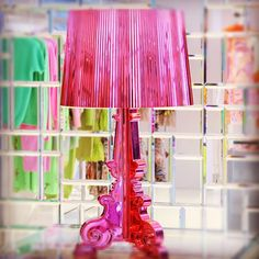 Kartell Pink Bourgie