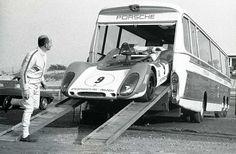 """Porsche"" Transporter"