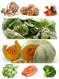 Alimentos de otoño que embellecen cuerpo y alma