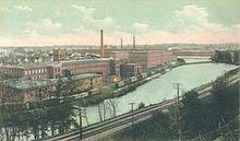 Arlington Mills Historic District - Wikipedia