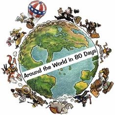 Around the World in 80 Days   Download ebooks New Arrivals at Bookchums.com .BookChums is such a good  platform to download Free ebooks.More than 50,000+ free ebooks are present in the Free ebooks library ,So join now to get access to more than 50,000+ Free ebooks .