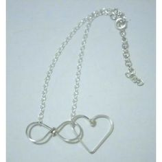 by philippe ( バイ フィリップ )  infinite love gold filled bracelet   無限 ハート \^^/ ブレスレット S  ☆