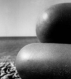 NUDE, BAIE DES ANGES, FRANCE, 1958 | BRANDT, BILL (1904-1983)