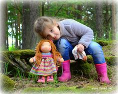 TATIART Waldorf Dolls, Style, Swag, Outfits