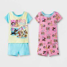 Paw Patrol Pajamas, Rainbow Butterfly, Unicorn Cat, Mickey Mouse And Friends, Girls Pajamas, Pajama Shorts, Bedtime Routine, Aqua Blue