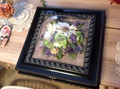 Beautiful keepsake jewelry box. Dried flowers. Flower Preservation, How To Preserve Flowers, Dried Flowers, Jewelry Box, Diy Crafts, Beautiful, Home Decor, Dry Flowers, Homemade Home Decor