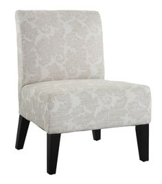 Coaster Accent Seating Armless Accent Chair In Navy/White Ikat Fabric    Coaster Fine Furniture | Ideas For The House | Pinterest | Ikat Fabric,  Coasters And ...