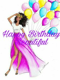 Birthday Greetings For Women, Happy Birthday Black, Happy Birthday Wishes For A Friend, Funny Happy Birthday Images, Happy Birthday Woman, Happy Birthday Daughter, Happy Birthday Celebration, Happy Birthday Flower, Birthday Wishes Messages