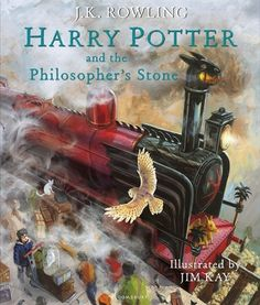 Booktopia has Harry Potter and the Philosopher's Stone , Harry Potter Illustrated Edition : Book 1 by J. Buy a discounted Hardcover of Harry Potter and the Philosopher's Stone online from Australia's leading online bookstore. Fanart Harry Potter, Rowling Harry Potter, Harry Potter Band, Harry Potter Sempre, Philosopher's Stone Harry Potter, Hogwarts, Slytherin, Harry Potter Libro Ilustrado, Joanne K Rowling