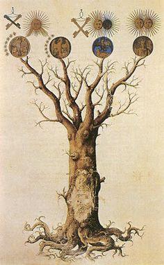 Alchemical Tree.