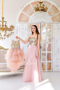 Matching mother daughter blush and gold wedding guest dress mommy and me dresses blush pink and gold sparkling set for mother and girl Flower Girl Dresses Country, Mom And Baby Dresses, Flower Girl Gown, Girls Holiday Dresses, Pink Flower Girl Dresses, Little Girl Dresses, Gold Wedding Guest Dresses, Wedding Gold, Mother Daughter Fashion