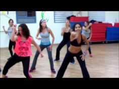 Largadinho - Zumba with Dikla Damty