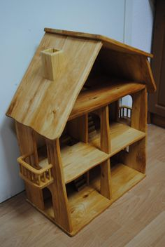 Home Furniture Living Room Antique White Living Room Furniture Cardboard Dollhouse, Wooden Dollhouse, Wooden Dolls, Dollhouse Furniture, Dollhouse Ideas, Big Doll House, Homemade Dollhouse, Cardboard Furniture, Wooden Projects