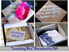 Something Blue > Bachelorette GiftIdea