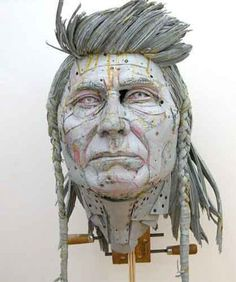 Scott Fife cardboard art